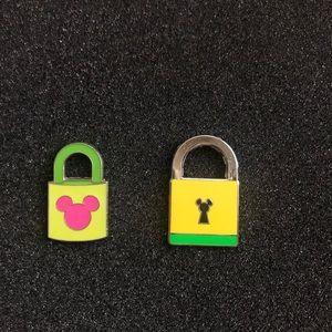 Character Lock Disney Pin Bundle
